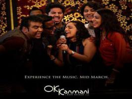 Directed by Mani Ratnam featuring successful malayalam on-screen pair Dulquer Salman and Nithya Menon, O Kadhal Kanmani enjoys the music composed by non other than Oscar winner AR Rahman. Isai Puyal has rendered scores for nine songs for OK Kanmani music album. While the OKK single track 'Mental Man