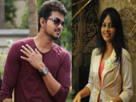 Ilayathalapathy Vijay's Puli is taking a fast shape in the hands of director Chimbudevan. Latest we hear that Nandta Swetha has been roped in for a slick, yet important role in the movie.