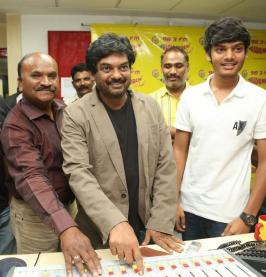 Andhra Pori Song Launch at Radio Mirchi Photos, Telugu, FM Station, Today, Pics, Event, Programe