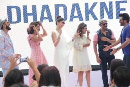 Dil Dhadakne Do Movie Music Launch Photos, Priyanka, Ranbir, Anil Kapoor, Anushka, Farkan Akhtar
