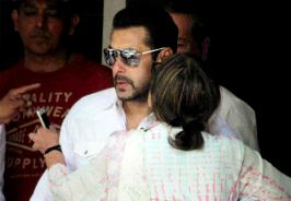 Salman Khan mother falls ill after verdict announced