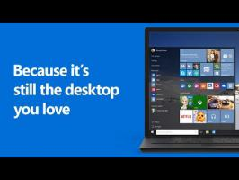 Check out all the new Windows 10 features with the same desktop you know and love, only better. It's quick start up and more security.Cortana and Many more