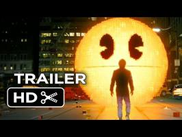 Subscribe to TRAILERS: Subscribe to COMING SOON: Like us on FACEBOOK: Follow us on TWITTER: Pixels Official Trailer #1 (2015) - Adam Sandler, Peter Dinklage Movie HD When aliens misinterpret video feeds of classic arcade games as a declaration of war, they attack the Earth in the form of the v...