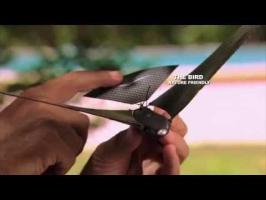 The world's 1st smartphone controlled bionic bird. Support this project here.