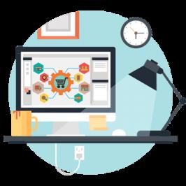 Custom Ecommerce Development - Webinfosys is corporate Custom Ecommerce Website Development, offering affordable Custom Ecommerce Website Development, India at Cheap Price