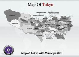 Download editable PowerPoint Map of Tokyo with prefectures and major cities and delivering quality oriented and professional maps.Our maps are designed by professional designers who have great expertise.-https://goo.gl/avWHsw