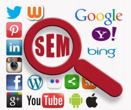 We have experienced team of search engine marketing(SEM) and provides best result in social media marketing, Riseintechnology offers best services of search engine marketing.