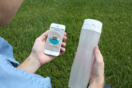HidrateMe is an app that works when connected with the bottle it comes up with. This whole system monitors the level of water in your body with the help of a sensor. So whenever...