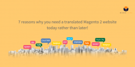 Translating your website into other languages will expand your global customer base and will help you grow your business tremendously. MageCube Team has developed an extension, Language Translator / Multilingual Extension that will translate your complete Magento 2 website in a few clicks. It also allows you translate content like products, CMS Pages, Blocks, etc in bulk saving you a lot of time & effort.