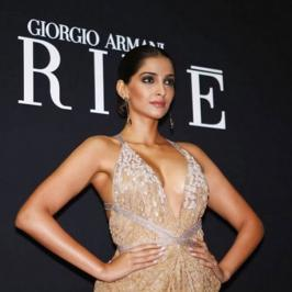 Classy. Elegant. Sophisticated. These are the words you'd probably use to describe Sonam Kapoor's sense of style. And why not? She is hailed as one of Bollywood's most fashionable celebrities. On Sonam's 31st birthday today, we pick 10 of her best looks that prove why she is a fashion icon