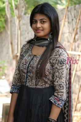 Anandhi - She was born on July 20, 1991. She made her acting debut in telugu movie