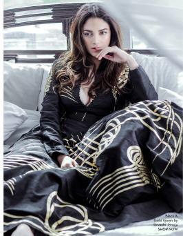 Aditi Rao poses for The Magazine,Bollywood Actress, Photo Shoot, magazine, October, 2015