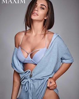 Bollywood Actress Amy Jackson Hot Photo Shoot For Maxim Magazine 2018. Amy Jackson latest Maxim Magazine pictures and image gallery.