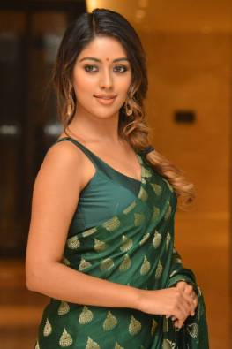 Anu Emmanuel Photos At Shailaja Reddy Alludu Press Meet, Anu Emmanuel Images, Anu Emmanuel Pics, Anu Emmanuel Hot, Actress Anu Emmanuel, Anu Emmanuel Saree Photos, Heroine Anu Emmanuel Photos, Anu Emmanuel Latest Stills
