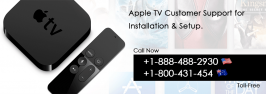 Contact Apple TV Customer support phone number 1-888-488-2930 which is toll free for Apple TV help. It is online Apple TV customer service for issues like Apple TV installation or setup problem, configure settings, Wi-Fi network or connection error, audio video problems with Apple TV support number for quick response.