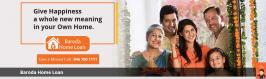Getting a home loan for your dream house can be a cumbersome process. Bank of Baroda provides Online Home Loans which is packed with exclusive features, benefits for aspiring Indian homeowners.