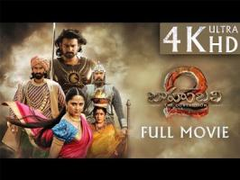 The bigger block buster of Indian cinema as of now would be Baahubali 2 The Conclusion. This movie is directed by Jakkanna Rajamouli where in the movie got telecasted on Star Maa few days back on Occasion of Dussehra festival.The TRP details of the telecast are not yet out but the full film is now online.