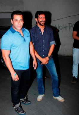 Celebs at Bajrangi Bhaijaan Special Screening, Salman Khan, Hindi, Bollywood, Sonakshi Sinha