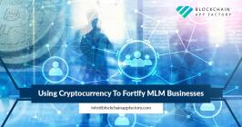 Blockchain App Factory is a trusted blockchain development company that has unparalleled experience in building cryptocurrency MLM software.
