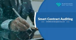 Blockchain App Factory provides the best smart contract auditing services in the market. From manual to automatic code analysis, our top-notch blockchain services will make sure that you are safe from hackers.