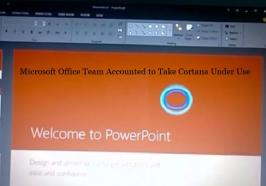 With all the changes going on under Microsoft Office teams, it is now reported that the organization could introduce Cortana to the Microsoft Office Teams platform.