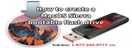If you need online help for Mac OS Sierra USB installer drive just dial 1877-232-0717 our toll-free number and you will get quick online solution for such issues with quick results. We have team of best technicians to detect and fix Mac OS Sierra related various problems online.  We use remote control to get access of your system and check the Mac OS Sierra problems using the right troubleshooting techniques to make sure your computer data remains safe and you not lose your privacy. Our online service is available 24-hour for Mac OS Sierra users.