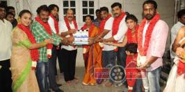 Arun Vijay's Production No.1 Film Pooja