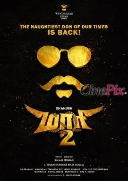 Maari 2 is an upcoming tamil film written and directed by Balaji Mohan. Dhanush, Sai Pallavi, Varalaxmi Sarathkumar, Tonvino Thomas cast. Yuvan Musical