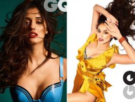 Cutting a drop-dead gorgeous picture with a stunning photoshoot flaunting her toned frame for the lifestyle and fashion magazine, GQ - Dear Disha Patani, can you get any hotter? We are insanely smitten by your latest photoshoot!