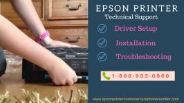 Fix Epson Printer Installation & Drivers Issue by Epson printer driver support @ 1-800-953-0960 | Our Epson Support experts provide ultimate support for your printer.