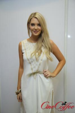 Check out Former Miss New Zealand Sarah Harris Launches Max photos, Sarah Harris Launches Max fashion show