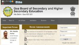 The Goa SSC Results 2019 | Goa 10th Class Results 2019 available at the official websites, gbshse.org, ssc.gbshse.net/results, manabadi.com