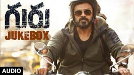 Venkatesh's Guru Telugu Movie Audio Jukebox Songs Online, Guru Telugu Movie Songs Ritika Singh, Santhosh Narayanan, Venkatesh.