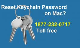 If you want to know How to Reset Apple Keychain Password study this blog page for right method or call +1-877-232-0717 for online help. The best two methods are discussed here by experts to reset Apple keychain password without any issue with online support to solve Apple keychain password related problems.