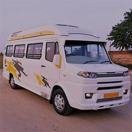 Luxury 12 seater tempo traveller in delhi, hire 12,15,16,18,20,26 seater tempo traveller on rent with maharaja seats for outstation,foreigners, marriage,party,vacation etc Tempo Traveller for rent ,top and best tempo traveller provider Pentaaz