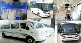 Tempo Traveler Hire Delhi to Outstation is an effective solution for families planning for yatra packages or places near Delhi. Tempo travelers are extremely comfortable and safe for people going outstation.