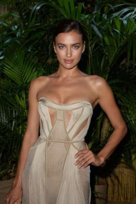 Irina Shayk – Leonardo DiCaprio's Charity Gala in St. Tropez