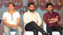 Jai Lava Kusa Movie had been already released and running successfully. Te entire team is happy on Jai Lava Kusa Success meet