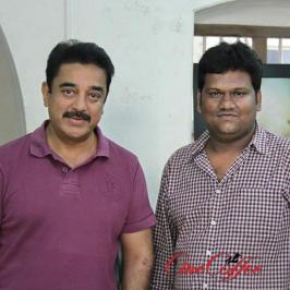 Kamal Haasan offered chance to filmmaker Rajesh M Selva to make his debut directorial through the movie 'Thoonga Vanam'. The film turned to be a top grosser in