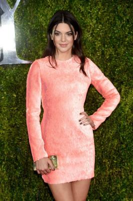 Kendall Jenner 2015 Tony Awards in New York City  | Hollywood News Update