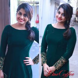Check out actress Meera Nandan Latest Stills , Meera nandan gallery, Meera nandan stills at nermugam press meet