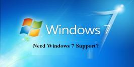 Windows 7 Support - Finding an issue during Windows 7 installation, activation or upgrade? Just pick up your phone and dial the Windows 7 support number provided here!