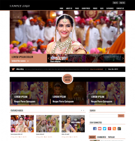 Check out the Music Website Themes or Templates from our extensive collection of responsive design with advanced features which is suitables for any king of Music Web Themes or Templates.