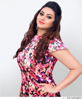 A few days back the new photos of actress Namitha were released and everyone who looked at them were in for a sweet surprise as the bubbly actress had regained her glamourous looks again