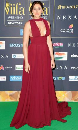 Though missing from B-Town scene after Banjo (2016), Nargis Fakhri proved to be a headturner at the recent IIFA awards
