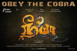 Neeya 2 is an upcoming tamil thriller movie written and directed by suresh. Jai, Catherine Tresa, Rai Laxmi, Varalaxmi Sarathkumar plays the lead cast.
