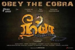 Neeya 2 is an upcoming tamil thriller movie written and directed by suresh. Jai, Catherine Tresa, Rai Laxmi, Varalaxmi Sarathkumar plays the lead cast.
