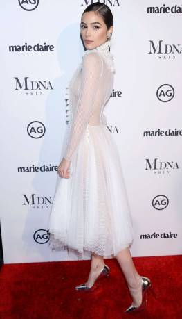 Olivia Culpo – Marie Claire Image Makers Awards 2018 in Los Angeles