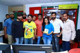 Pichiga Nachav Crew Launched First Song First Song of the Movie at Radio Mirchi
