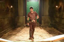 Puli Movie First Look, Puli Stills, Puli Film First Look Posters, Vijay, Birthday Special, Illaiya Thalapathi